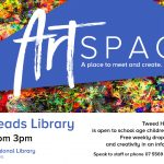 FREE art classes for school aged children at Tweed Heads Public Library – Richmond Tweed Regional Library